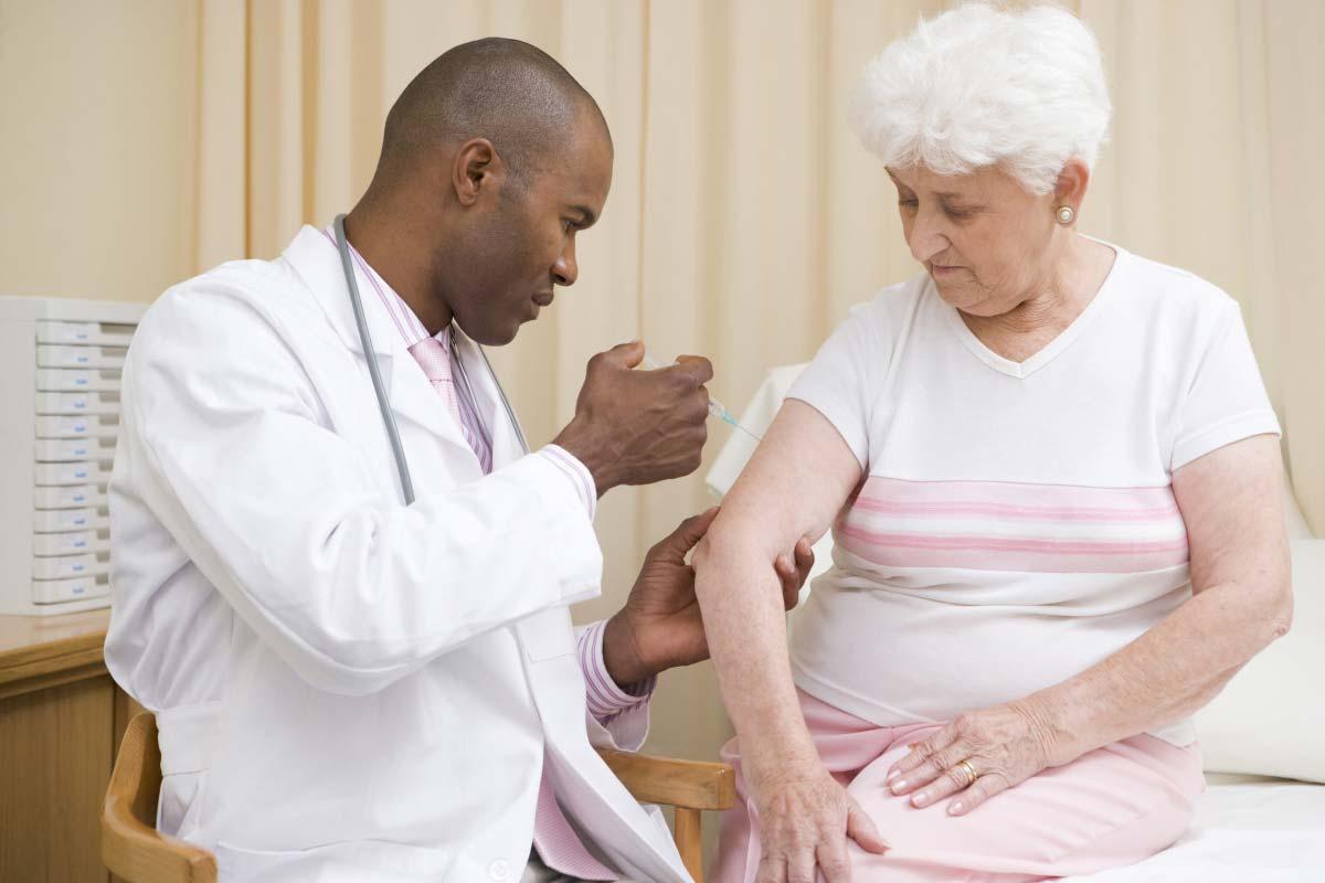 Как вводится и работает вакцина против гриппа
