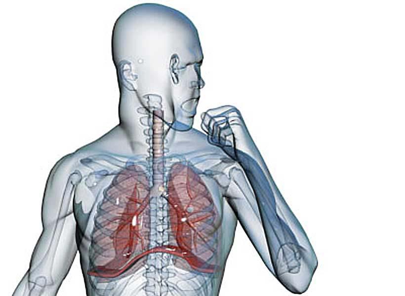 постоянный кашель аллергия