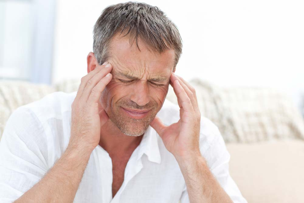 Во время секса появляется головная боль