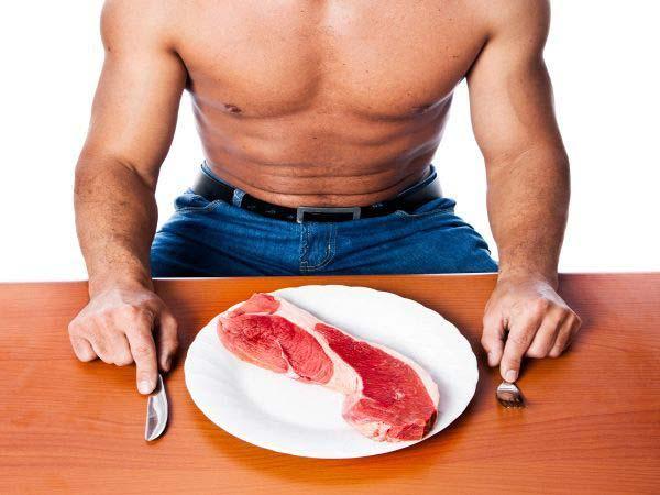 меню после тренировок для похудения
