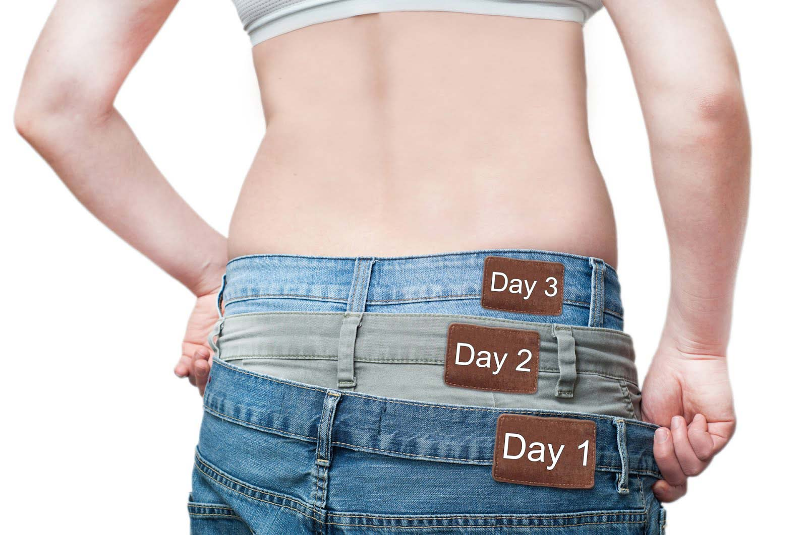 Если много ходить пешком можно похудеть