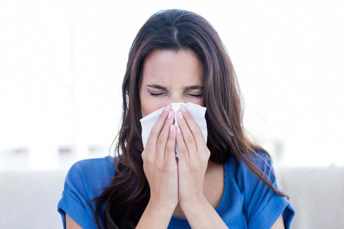 От чего бывает аллергия