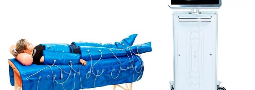 Типы аппаратов для лимфодренажа