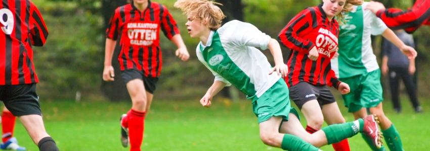 Футбол — широкая дорога к мужскому здоровью