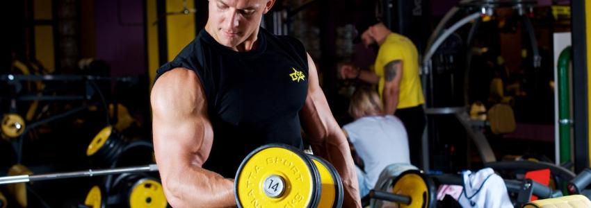 Какой выбрать протеин для набора мышечной массы