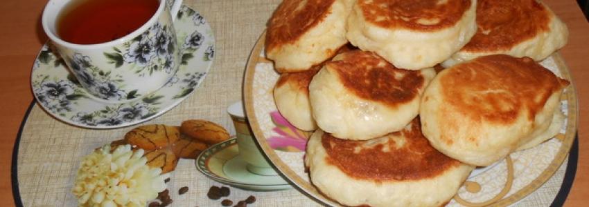 Рецепт недели: сладкие пирожки с абрикосами