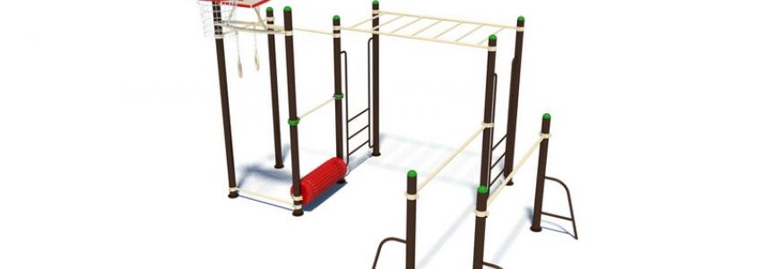 Польза занятий на спортивных площадках