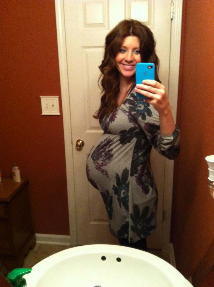 Секс в 31 недели беременности